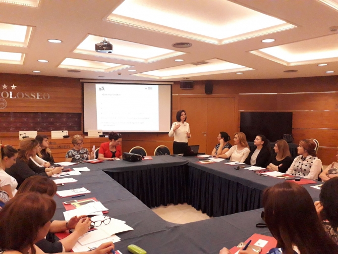 Two-day training program in Shkodër