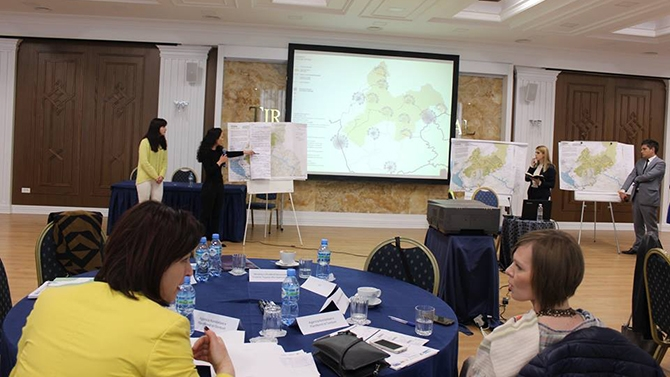 The Forum for Coordination of Central Level Planning