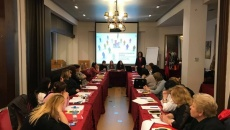 Training: Increasing the capacity of women councilors