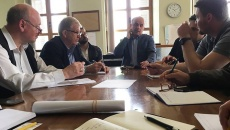 Consultation with the Municipality of Shkodra